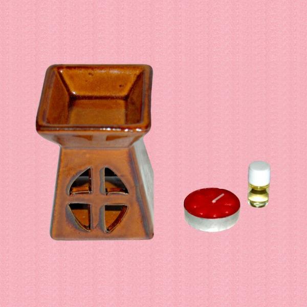 Vas Aromaterapie Fereastra Maro