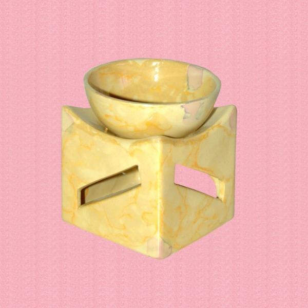 Vas Aromaterapie Mare Marble